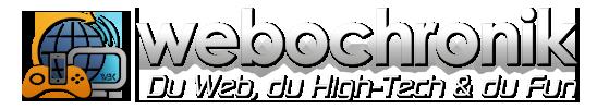 Logo Webochronik