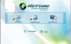 AnyFound Photo Recovery 1