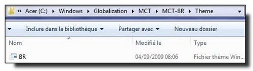 Windows7 dossier MGT theme BR