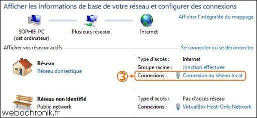 Configuration-Google-public-DNS-Windows-Seven-connexion au reseau local