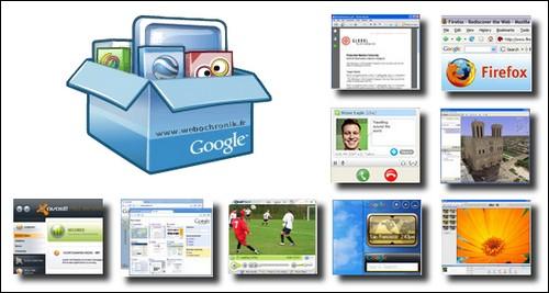 telecharger des logiciels Gratuits pour Windows 7 sur Google Pack