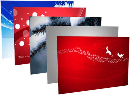 Theme pack windows 7 - Theme Noel 1
