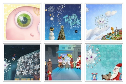 Theme pack windows 7 - Theme Noel 5