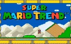 Super Mario Trend - 5 grandes tendances mondiales dans le monde du jeu video et de Mario