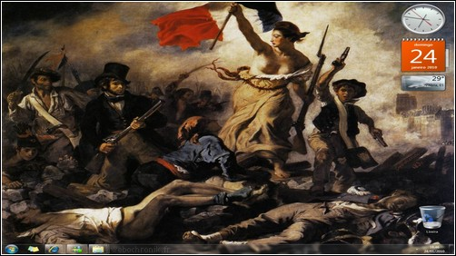Theme-Windows7-Oeuvres-Eugene Delacroix