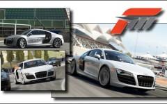 Theme Windows 7- Forza Motorsport 3 - Audi R8 - Jeux Vidéo