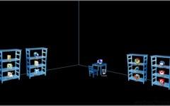 2 Fonds d'ecran 3D pour organiser vos icones sur le bureau de votre ordinateur
