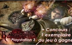 Bayonetta-playstation3-concours pour gagner 1 exemplaire du jeu