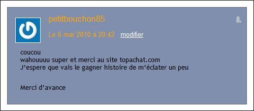 Gagnant concours - Bayonetta PS3 - webochronik