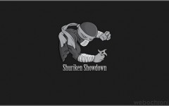 Jeu flash - shuriken showdown - incarnez un ninja - webochronik