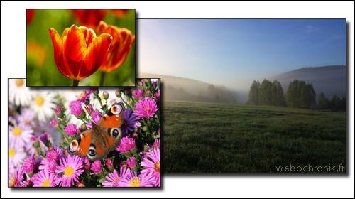 Themepack pour Windows 7 - Theme Czech Spring