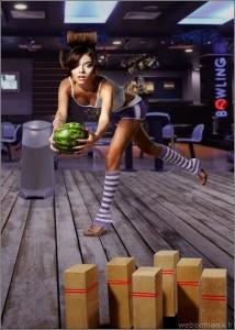 Brique economique et sexy - bowling