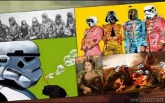 James-Hance-peinture-Star-Wars
