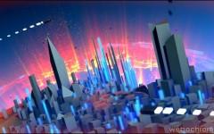 Erebus- Magnifique animation 3D