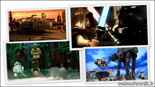 La Trilogie Star Wars resumée en 2 minutes