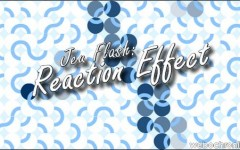 Jeu flash gratuit minimaliste et addictif - Reaction Effect