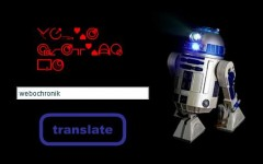 Star Wars R2-D2 Translator