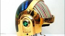 Casque Daft Punk - Guy-Manuel Helmet - Arriere