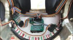 Casque Daft Punk - Guy-Manuel Helmet - Conception 3  - Musique - Electro