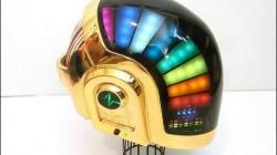 Casque Daft Punk - Guy-Manuel Helmet - Profil Droit