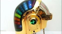 Casque Daft Punk - Guy-Manuel Helmet - Profil Gauche