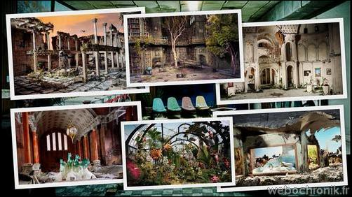 Les photographies miniatures apocalyptiques de Lori Nix