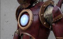 Iron Man SteamPunk - 1 - Marvel