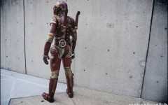 Iron Man SteamPunk - 10 - Marvel