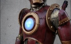 Iron Man SteamPunk - 2 - Marvel