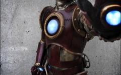 Iron Man SteamPunk - 3 - Marvel