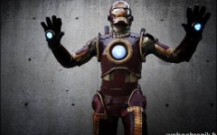 Iron Man SteamPunk - 5 - Marvel