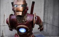 Iron Man SteamPunk - 6 - Marvel