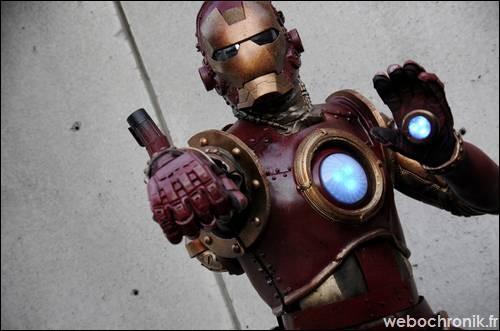 Projet de création collective : L'Univers CustomLand Iron-Man-SteamPunk-7-Marvel