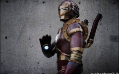 Iron Man SteamPunk - 9 - Marvel