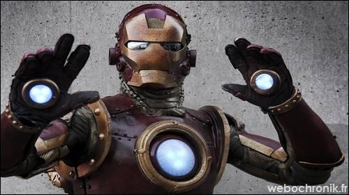 Iron Man SteamPunk - Marvel