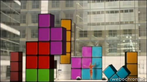 Tetris le Film - Bande annonce - Parodie - Jeu_video
