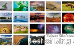 Theme Windows 7-Best of Bing 4-Themepack-Microsoft