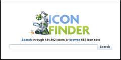 Moteur recherche icones gratuites - Icon_Finder